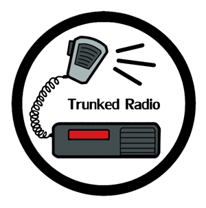 Mobile Phone <br>or Trunked Radio System